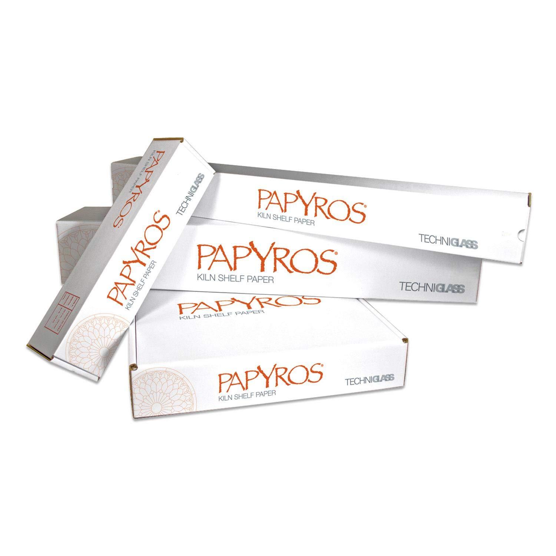 Papyros Kiln Shelf Paper Commercial Roll 41'' X 250 Feet