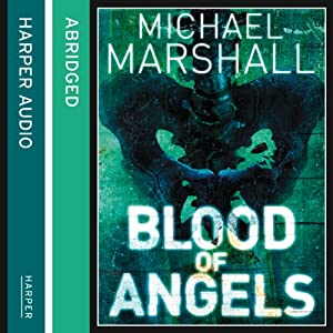 Blood of Angels Audiobook