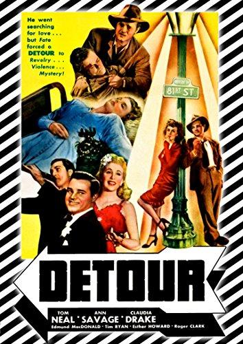 Detour (1945) (Restored Edition) (Nette Damen)