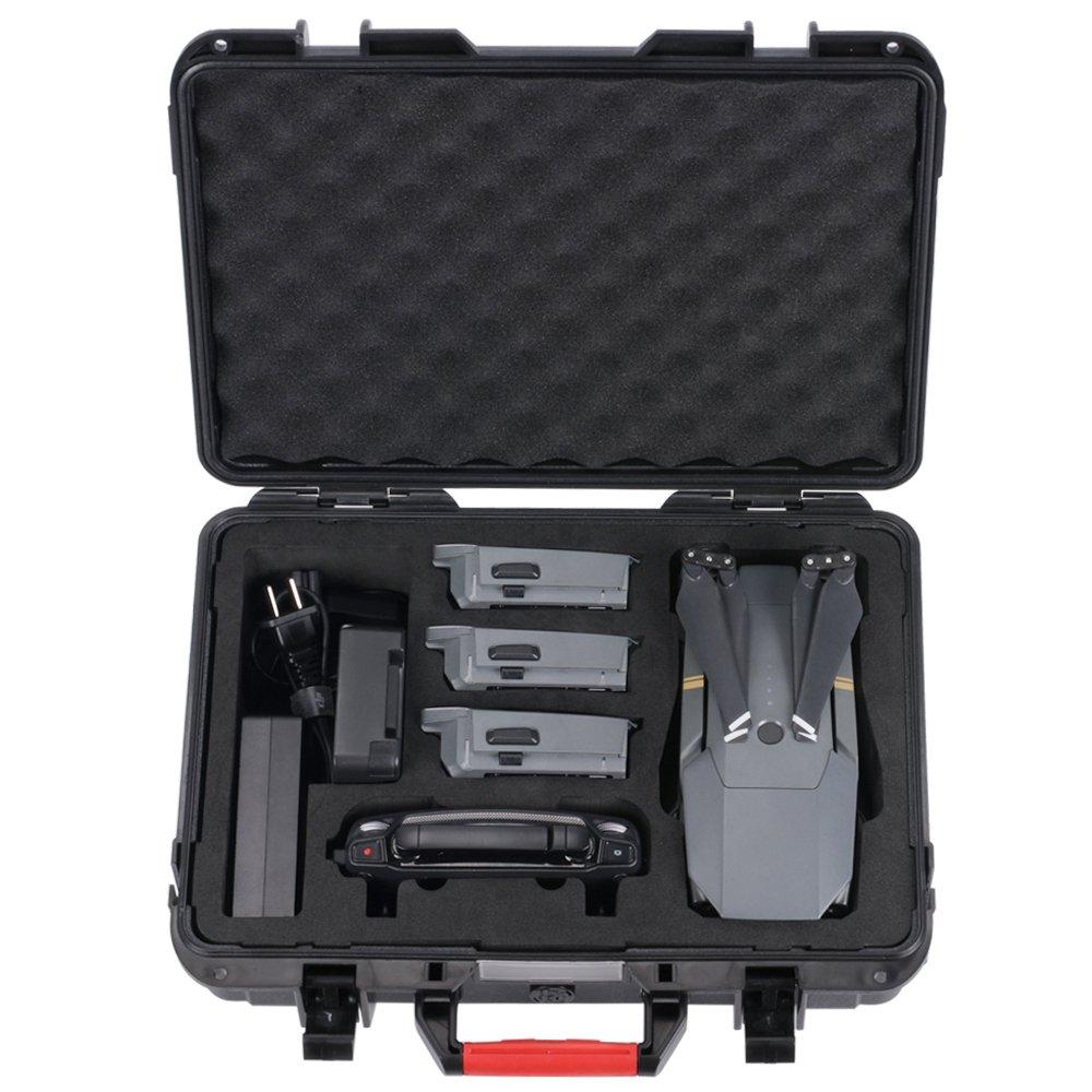 Hard Carrying Case for DJI Mavic Pro/DJI Mavic Pro Platinum -Waterproof Storage Suitcase
