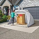 HomeRight Large Spray Shelter C900038 Portable