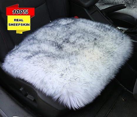 Amazon.com: Inzoey - Cojín para asiento delantero de coche ...