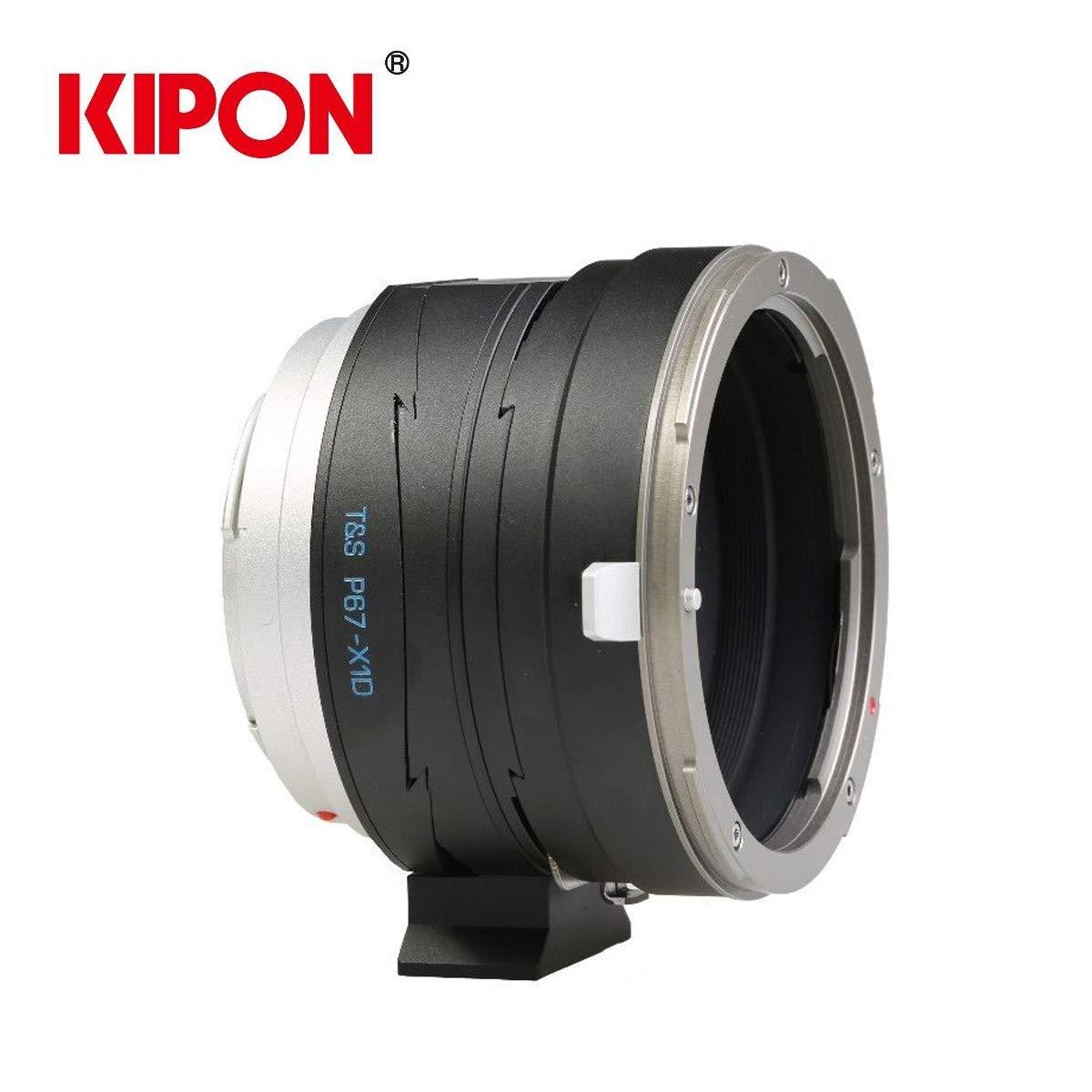 Kipon チルトシフトアダプター Pentax 67 P67 マウントレンズ用 Hasselblad X1D カメラ用   B07GPNGSD7