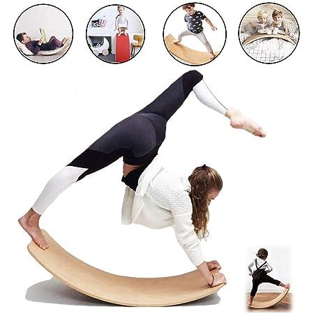 PSATO Yoga Balance Board Desarrollo Infantil Juguetes ...