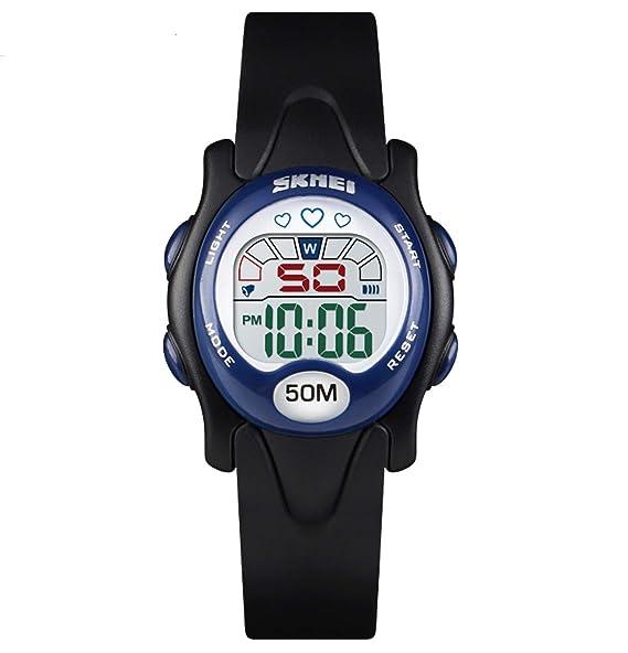 Relojes Digitales para niños y niñas, Edad 3-7 7-10 11-