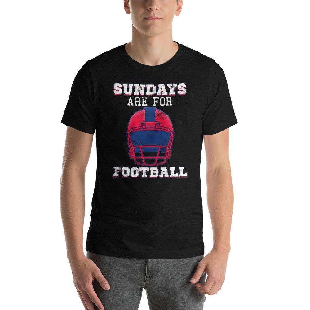 Sundays are for Football Short-Sleeve Unisex T-Shirt