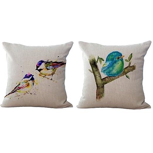 Rita Home Decor Tinta y Lavar Pájaros Dibujos Hummingbird ...