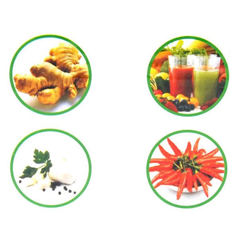Compra MNEFEL Exprimidor Manual para Carne de la exprimidora de Carne Manual de plástico para el exprimidor Manual Saludable en Amazon.es