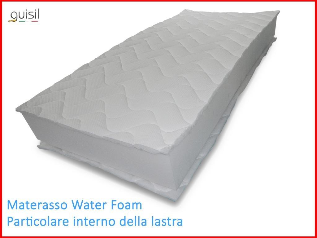 Guisil MATERASSO H 11 WATER FOAM 100/% 80X190