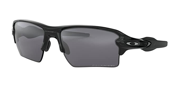 You may want to see this photo of Oakley Flak 2.0 Xl