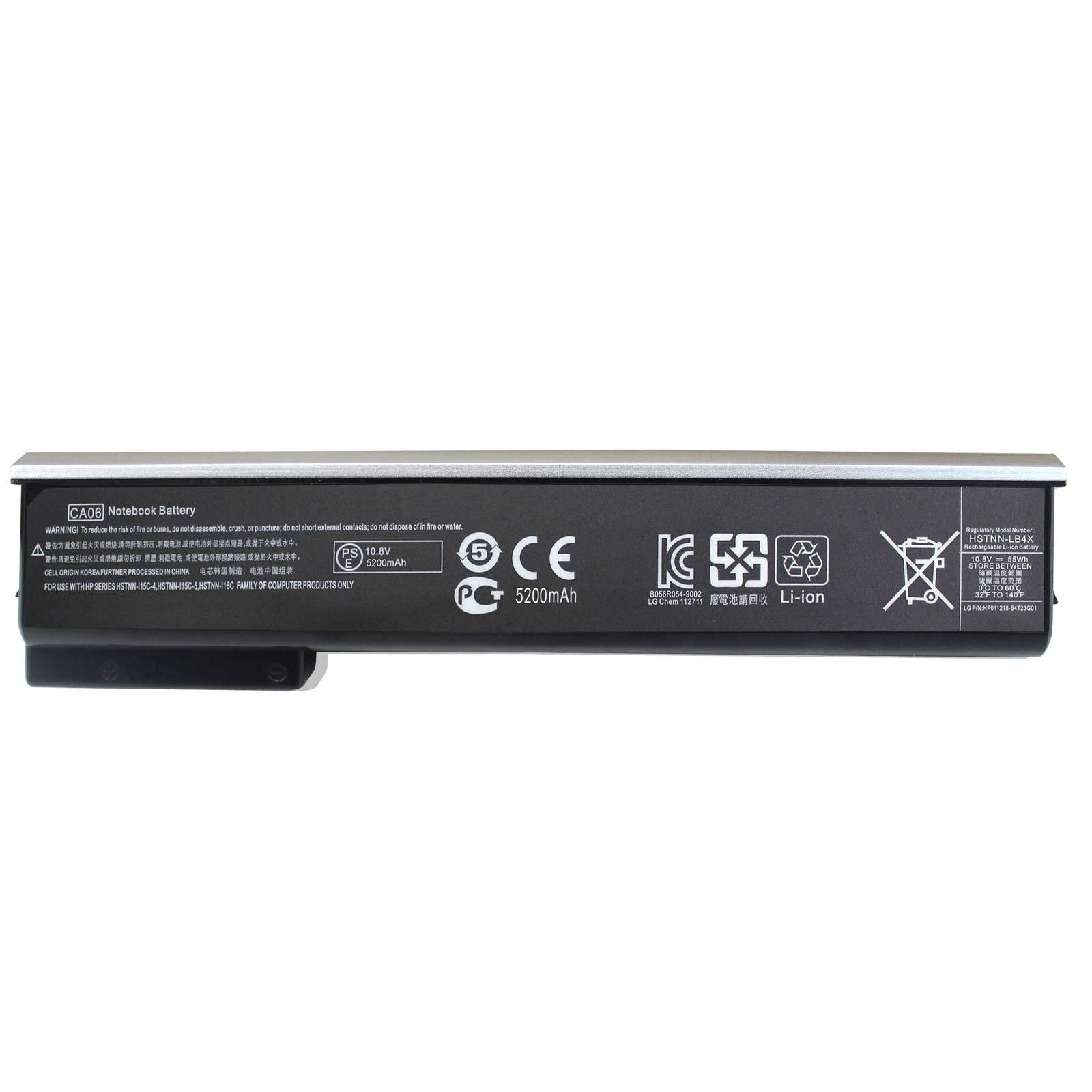 Bateria CA06 CA06XL CA06055XL HP Probook 640 645 650 655 G0