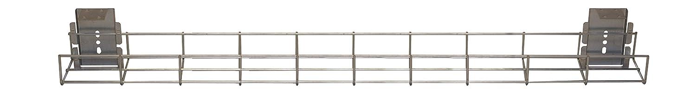 PDU Online Under Desk Basket Tray 1400mm (Including Brackets) BT1400