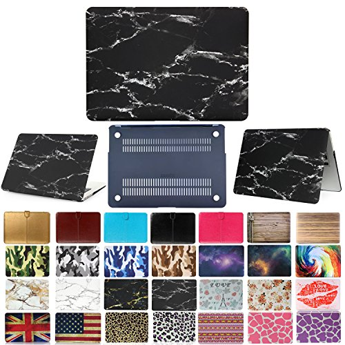 """Coosbo - Fashion Matte Patterns Hard Case Cover for 13"""" 13.3"""