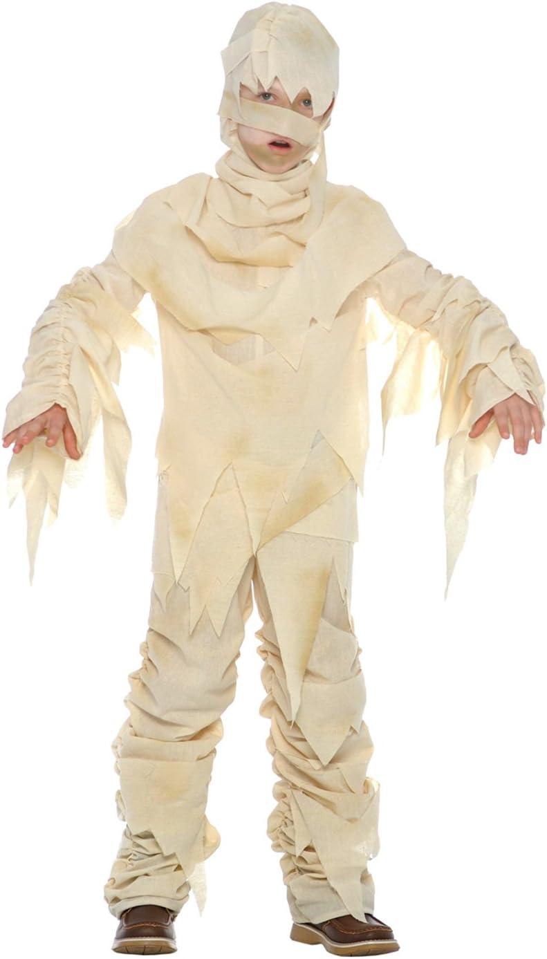 Morph Costume Antica Mummia egiziana 3-5 Anni Piccolo