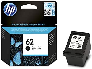 HP 62 Originele inktcartridge (voor HP OfficeJet 200, 5740; HP ENVY 5540, 5640, 7640) zwart