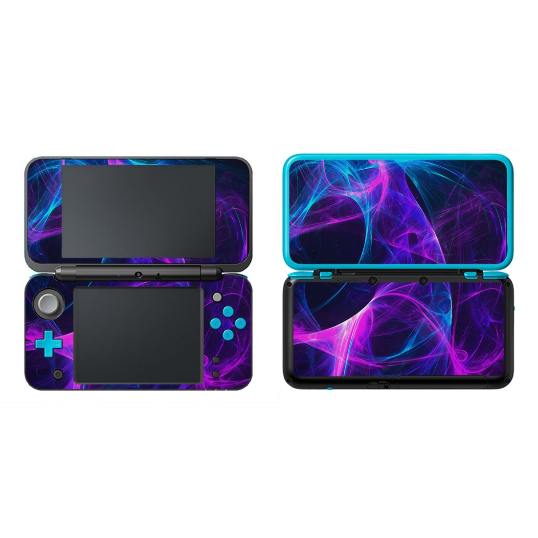 FOTTCZ Vinyl Cover Decals Skin Sticker for New Nintendo 2DS XL/LL - Bright Ray