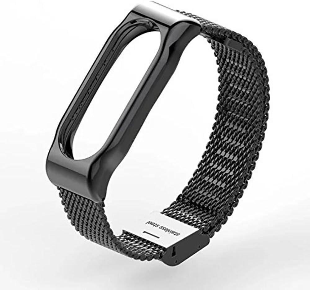 XIHAMA Bracelet pour Xiaomi Mi Band 2 bande de montre de fitness femme homme accessoires de montre intelligente