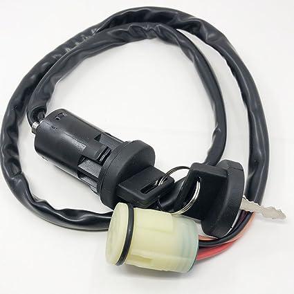 New 2007-2011 Honda TRX 420 TRX420 Rancher ATV OE Ignition Switch With Keys