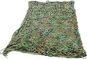 XUE Filet De Camouflage Bleu 1,5x8M Militaire Renforc/é Filet Dombrage pour Chasse Anti UV D/écoration Terrasse Armee Pergola Photographe