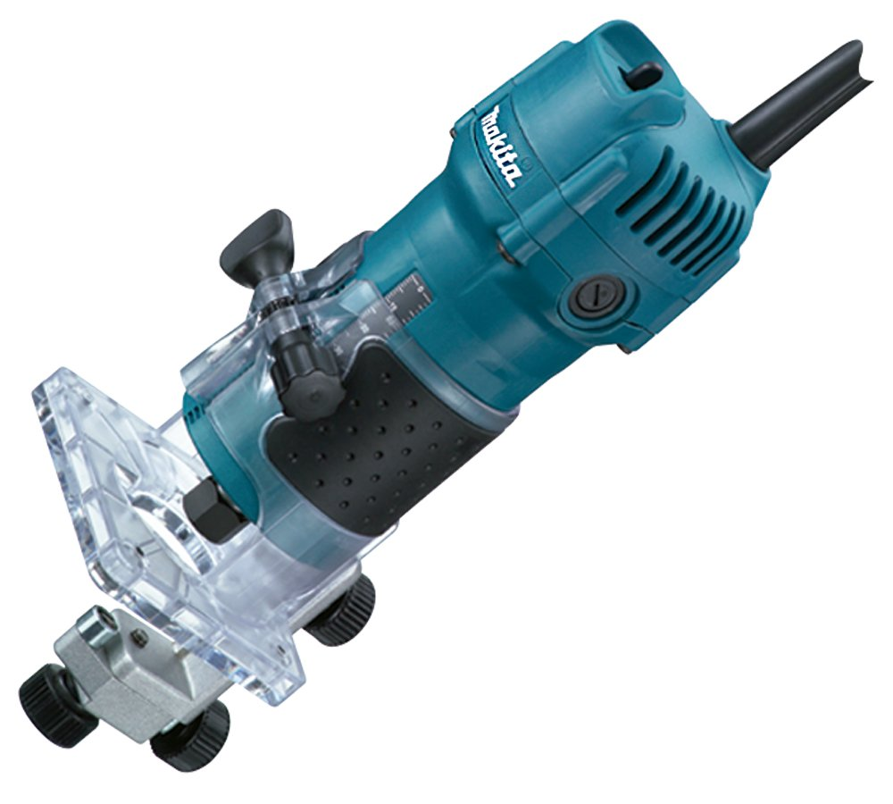Makita 3709 1/4-Inch 4.0-Amp Laminate Trimmer