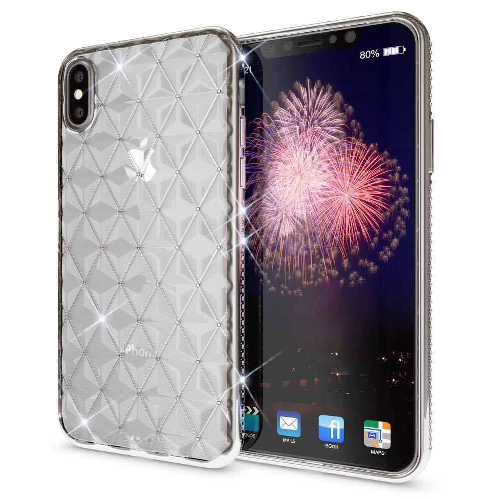 Amazon Com Nalia Rhinestone Case For Iphone X Xs Ultra