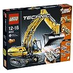 LEGO Technic 8043 - Escavatore motorizzato  LEGO