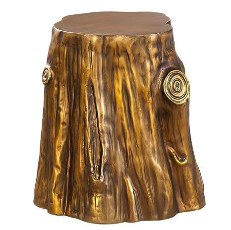 Amazon.com: MBD - Mesa de sofá con diseño de madera de ...