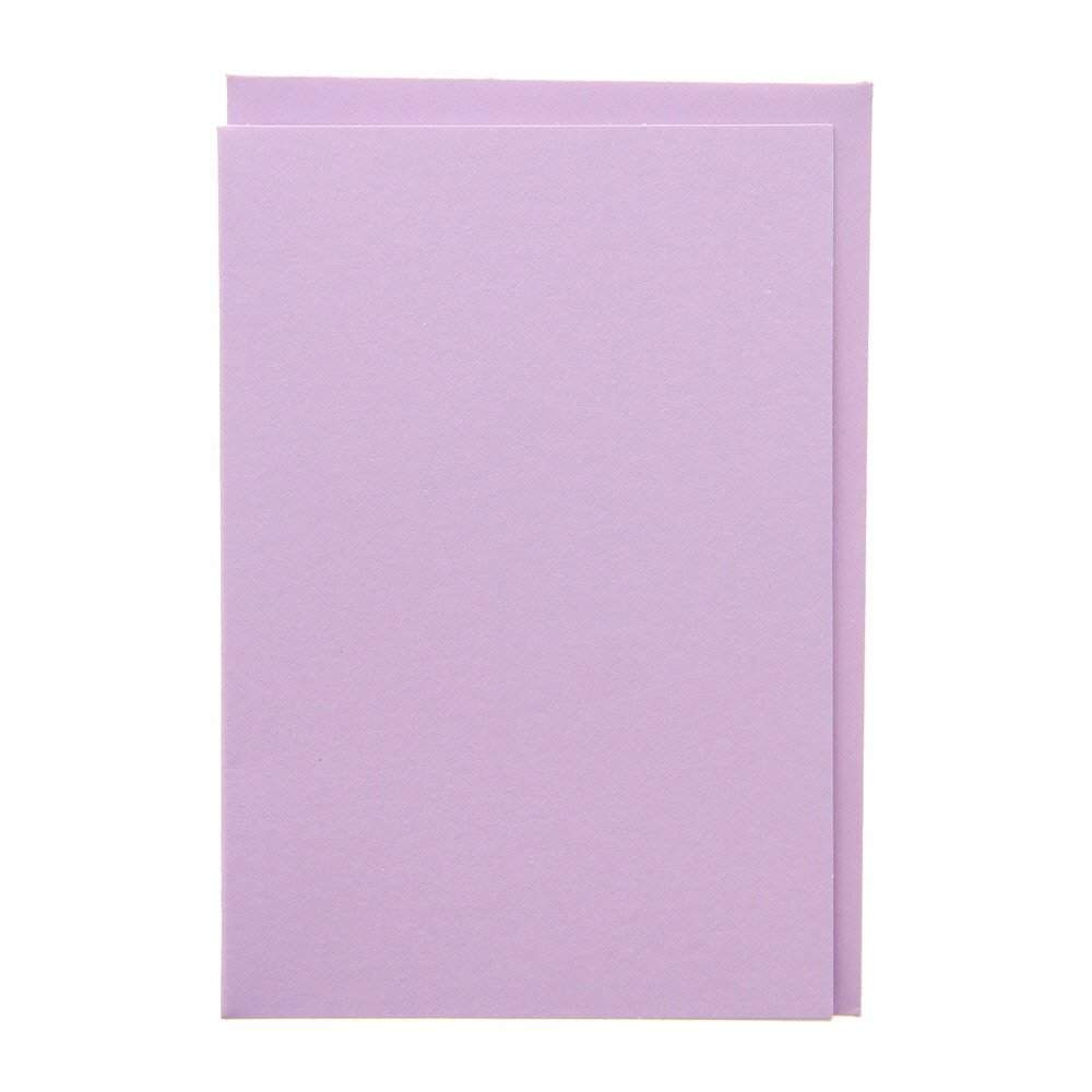 American Crafts Ms. Sparkles & Co. Paperie Cards and Tags Set - Stationery, Arts and Crafts Material - Lilac