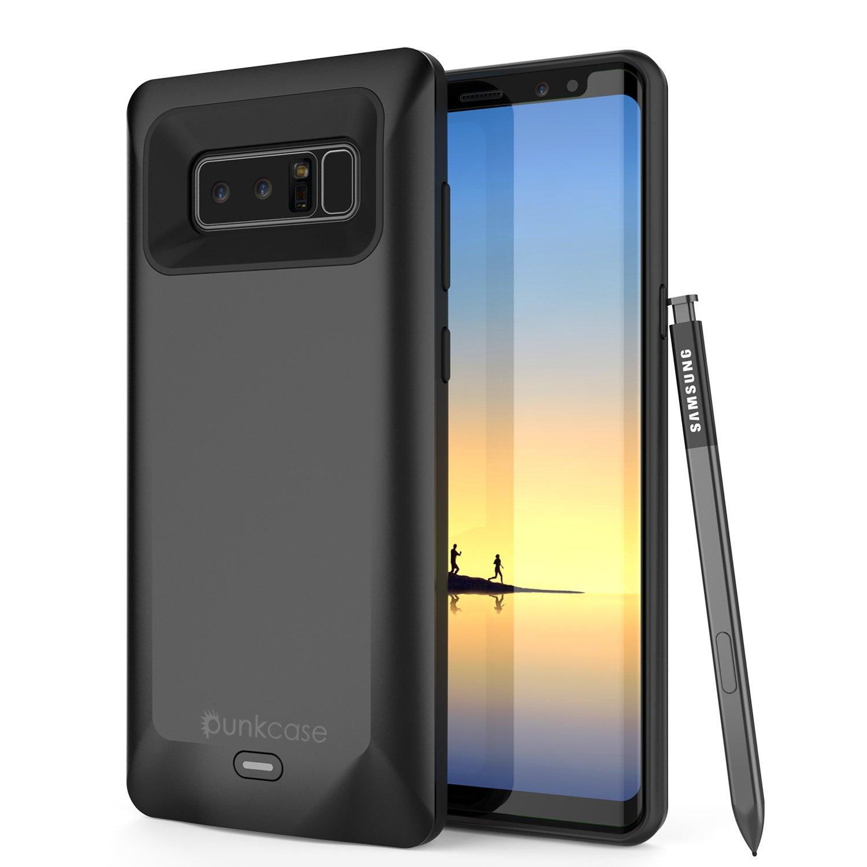 Funda Con Bateria De 5500mah Para Samsung Galaxy Note 8 Punkcase [76hs9z5d]