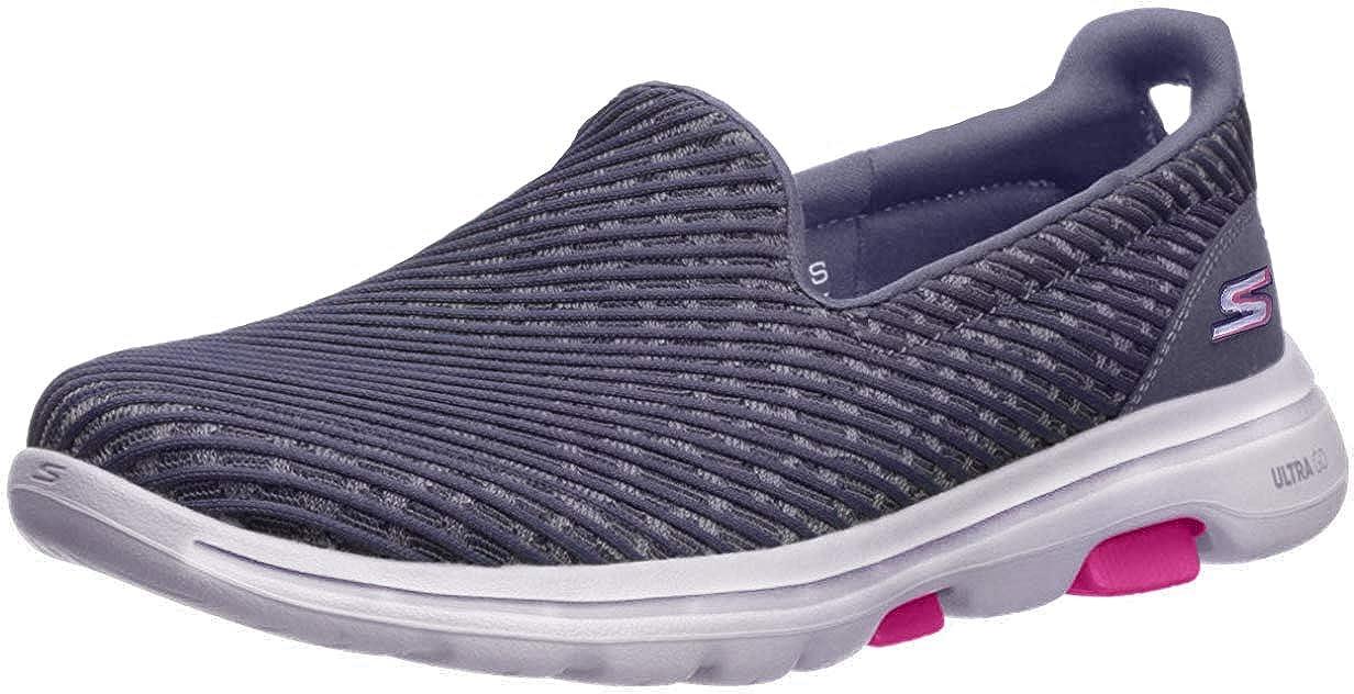 Go Walk 5-Miracle Sneaker