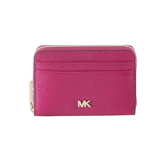d1b9e931058a75 Michael Kors Medium Zip Pink One Size: Amazon.co.uk: Clothing