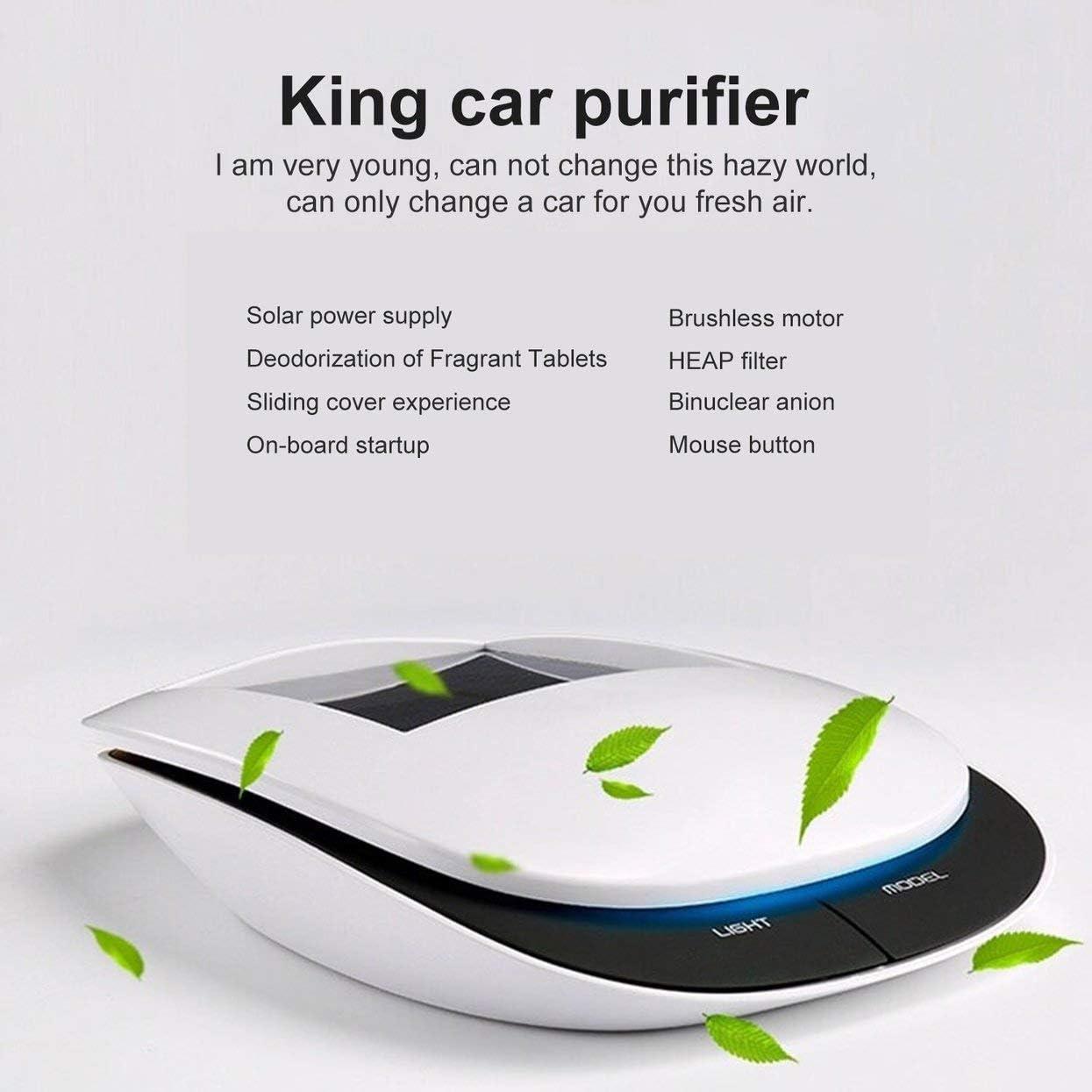 Amazon.es: LoveOlvido Purificador de Aire de Carga con energía ...