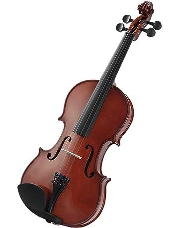 Geige Violine Kindergeige Schülergeige Geigenset 4//4 Ebenholzgarnitur ab 12 J.