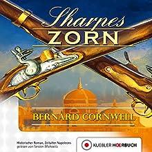 Sharpes Zorn (Sharpe-Serie 11) Hörbuch von Bernard Cornwell Gesprochen von: Torsten Michaelis
