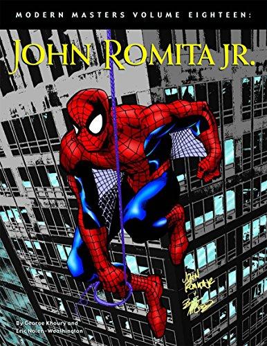 Modern Masters Volume 18: John Romita Jr. (Art Modern Masters Fine)
