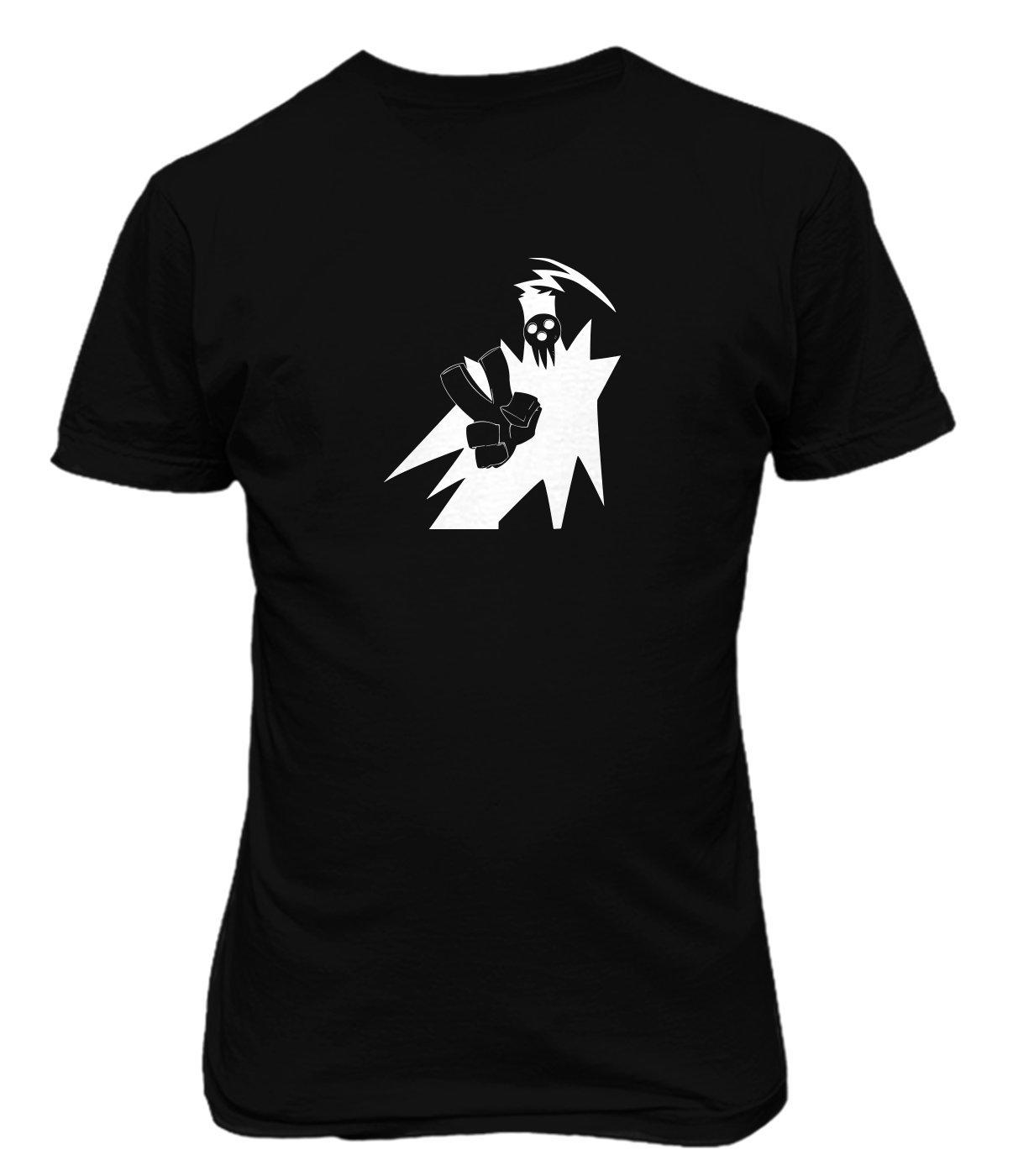 Shinigami Sama Lord Death Soul Eater Manga Anime T Shirt 5