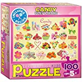 Eurographics Candy Puzzle, 100-Piece