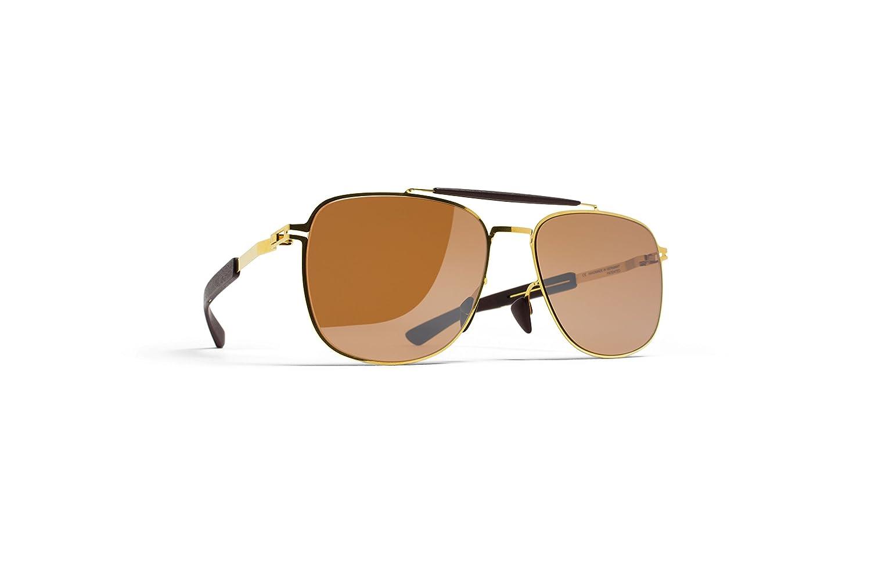 Mykita - Gafas de sol - para hombre marrón marrón: Amazon.es ...