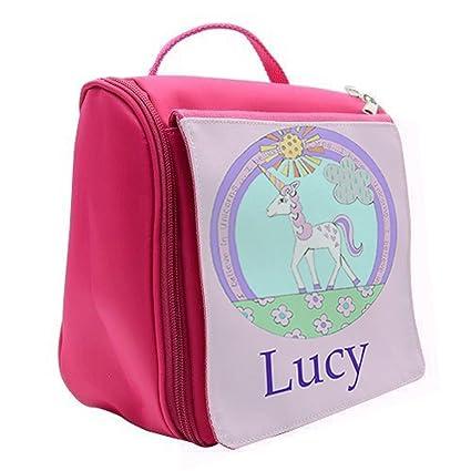 Personalizado bolsa de aseo, las niñas bolsa de aseo, las ...