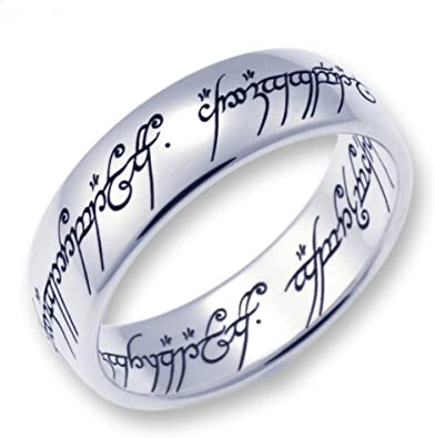 Schumann Design Herr der Ringe Der eine Ring Edelstahl poliert 1000