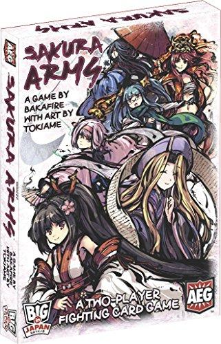 AEG Sakura Arms Board Games