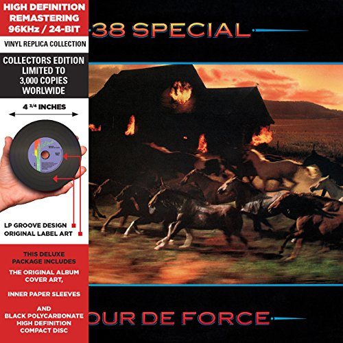 .38 Special - Tour de Force (Limited Edition, Remastered, Collector\'s Edition, Mini LP Sleeve)