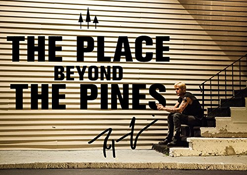 (11.7 X 8.3) The Place Beyond The Pines Movie Print Ryan Gosling