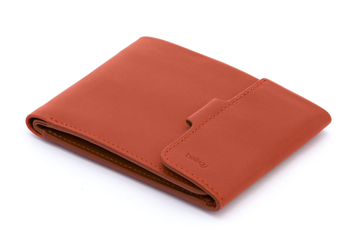 Bellroy Leather Coin Fold Wallet Tamarillo by Bellroy (Image #1)