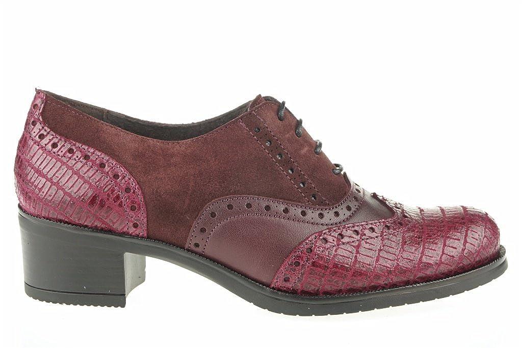 Oxford Piel Burdeos (Lince Shoes) 39 EU