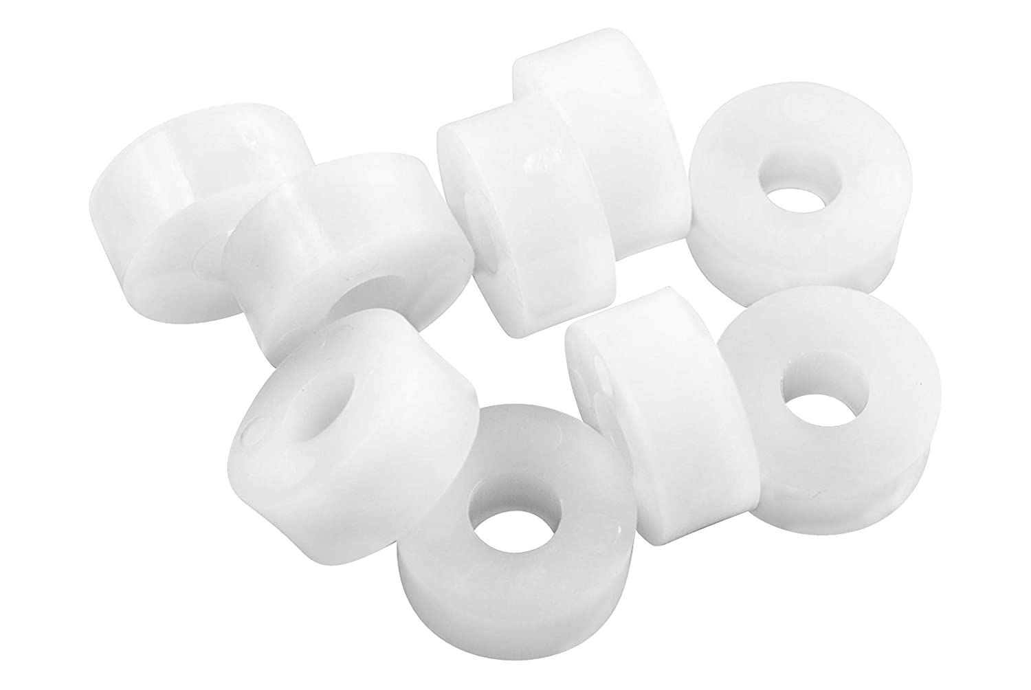 Different Dimensions I spacers I spacers I spacers I washers I Balancing Plates I Black I Natural I Transparent Plastic washers Made of Polyamide as spacers.