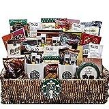 Starbucks Gift Basket All Time Favorite Tea and Coffee Basket