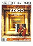 Architectural Digest January 2017 The New AD100 - Who's In, What's Hot, and the Most Exciting Design Now