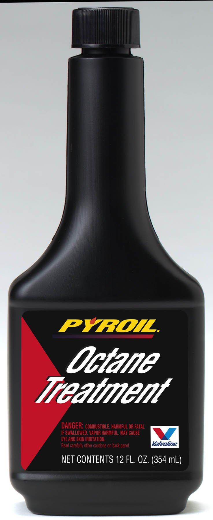 Valvoline 40463 Pyroil 12 oz Octane Treatment
