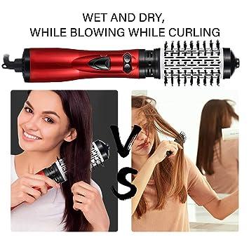 3 en 1 Cepillo para secador de pelo,aire caliente,Cepillo Secador ...